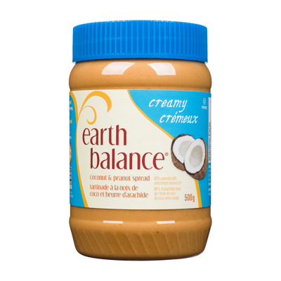 Earth Balance Coconut & Peanut Spreads