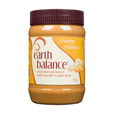 Earth Balance Peanut Butters