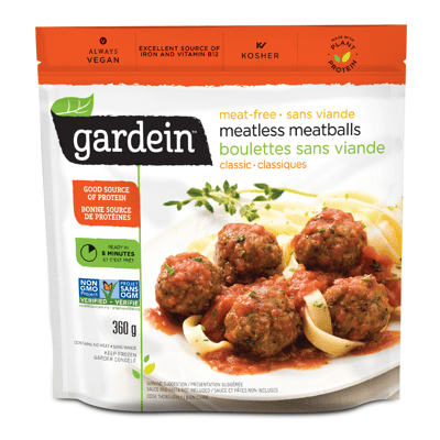 Gardein Meatless Meals